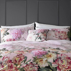 Painted Posey Standard Pillowcase