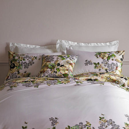 Garden Gem Standard Pillowcase