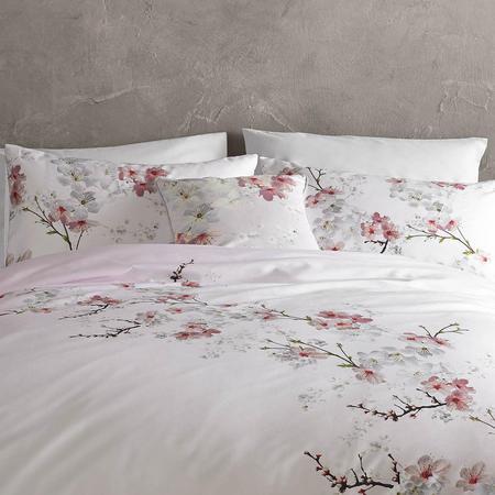 Oriental Blossom Pillowcase Multicolour