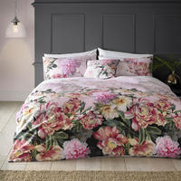 Painted Duvet Cover Multicolour