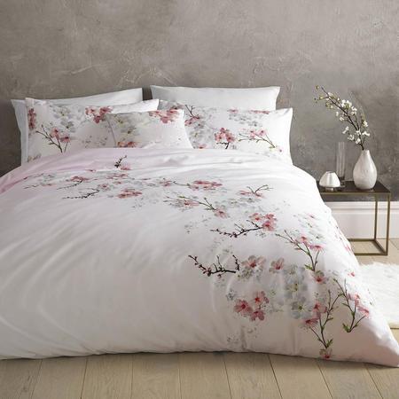 Oriental Blossom Duvet Cover