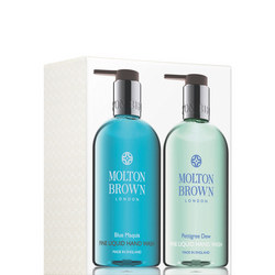 Blue Maquis & Pettigree Dew Hand Wash Set