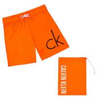 Boys Swim Shorts Orange