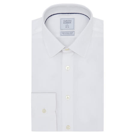 Slim Fit Shirt White