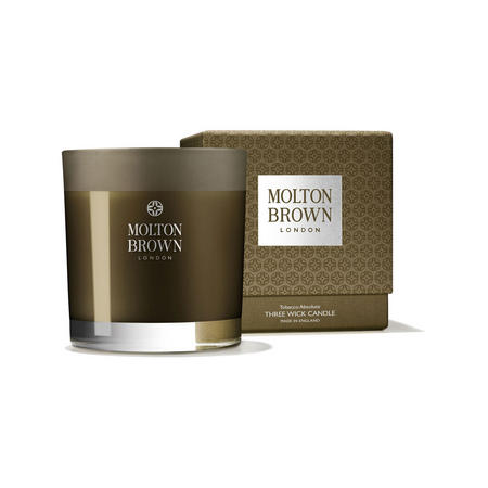 Tobacco Absolute Three Wick Candle