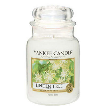 Linden Tree Large Jar