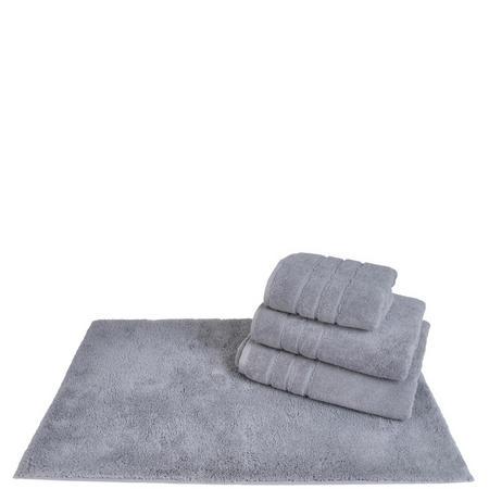 Hotel 800 Gramme Plain Dye Towel Smoke