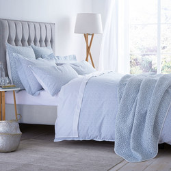 Delicate Print Coordinated Bedding