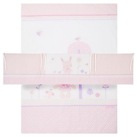 Cot Set Pink
