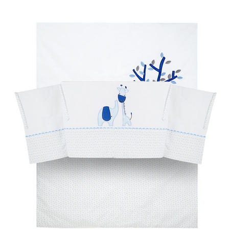 Friends Bedding Set Blue