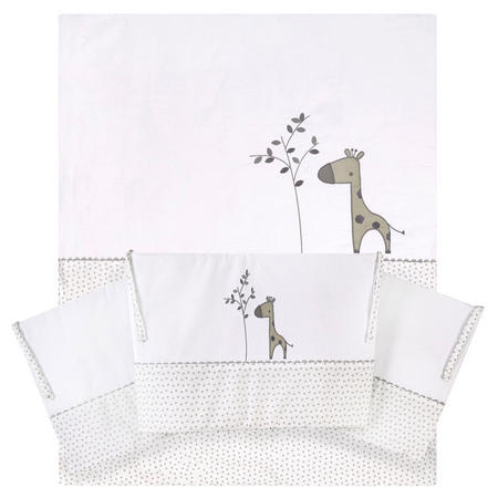 Friends Bedding Set Grey