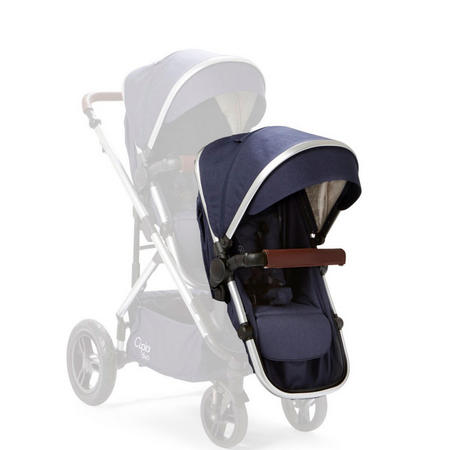 Cupla D Push Chair Seat Navy