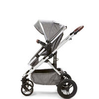 Cupla Duo Push Chair Grey
