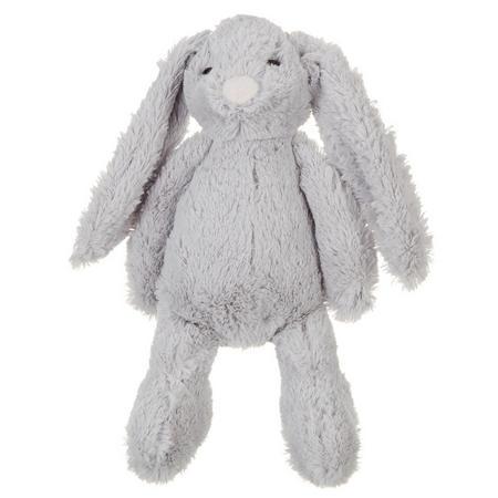 Plush Bunny Grey
