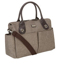 Carry All Baby Changing Bag Brown