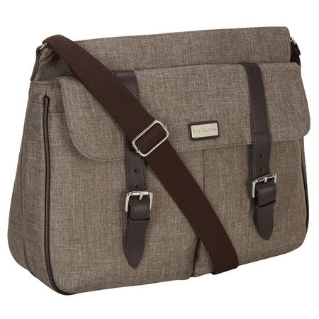Duffle Baby Changing Bag Brown
