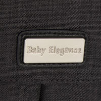 Duffle Baby Changing Bag Grey