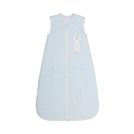 Baby Bunny Pouch Newborn Blue