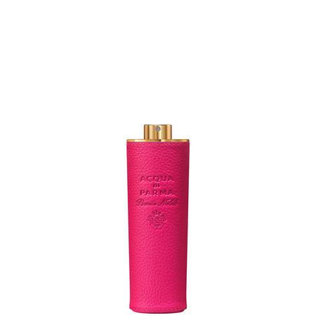 Peonia Nobile Leather Purse Spray