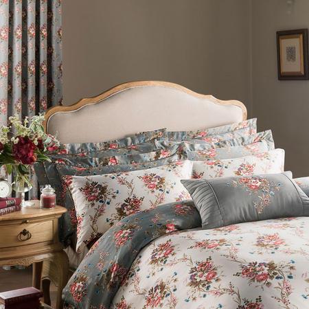 Silbury Grey Standard Pillowcase