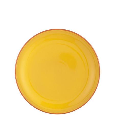 Alfresco Dinner Plate Yellow
