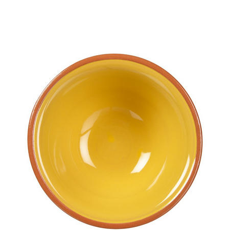 Alfresco Cereal Bowl Yellow