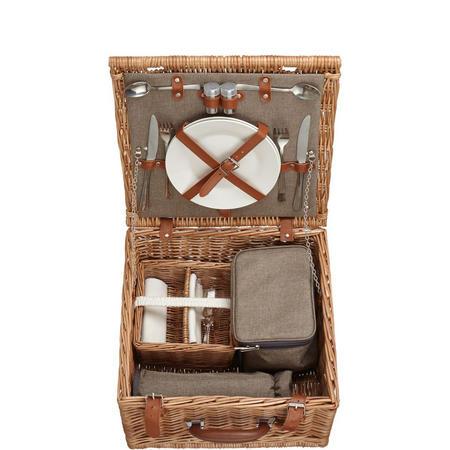Croft Collection 2 Person Luxury Wicker Hamper