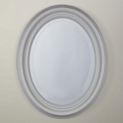 Croft Collection Oval Mirror