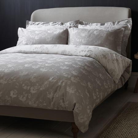 Grace Standard Pillowcase Dark Grey