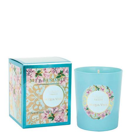 Candle Amalfi Aqua Viva