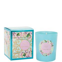 Candle Amalfi Fiori Rosa