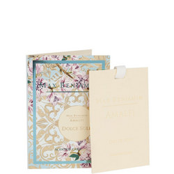 Scented Card Amalfi Dolce Sole