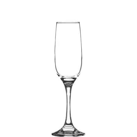 Cabernet Set Of 4 Flute Glasses 20Cl