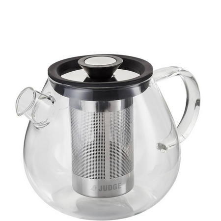 Glass Teapot 5 Cup 1L