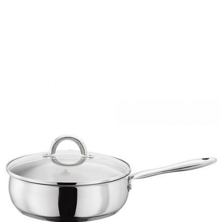 Stainless Steel Saute Pan 24 cm