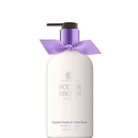 Exquisite Vanilla & Violet Flower Body Lotion