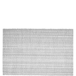 Croft Collection Tetbury Placemats Set of 2 Grey
