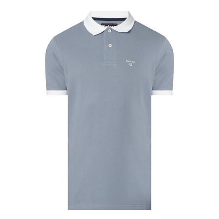 Lynton Polo Shirt Blue