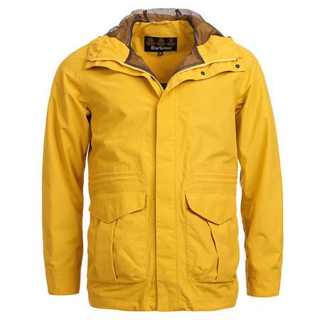 Shaw Waterproof Jacket Yellow