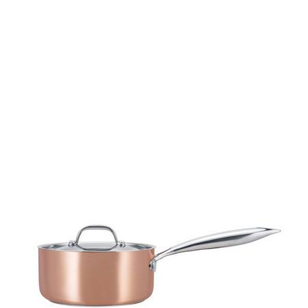 Classic Copper Saucepan 16cm