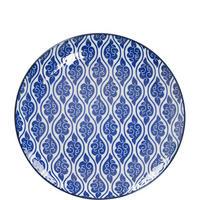 Nippon Blue Plate Cloud
