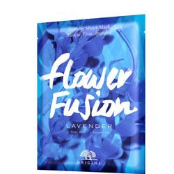 Flower Fusion Lavender Sheet Mask