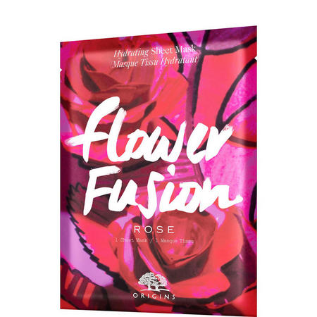Flower Fusion Rose Sheet Mask