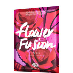 Flower Fusion Rose Sheet Mask