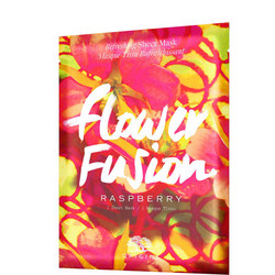 Flower Fusion Raspberry Sheet Mask