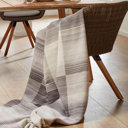 Shadow Blanket Grey