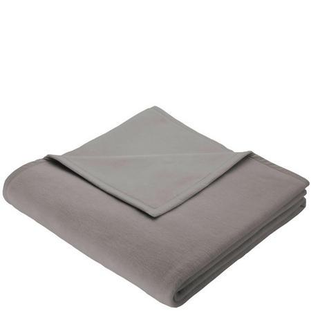 Cotton Home Blanket Grey