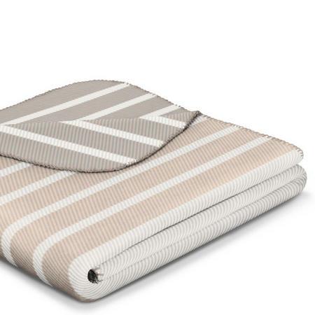 Twil Blanket Taupe