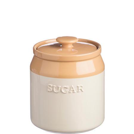 Cane Sugar Jar