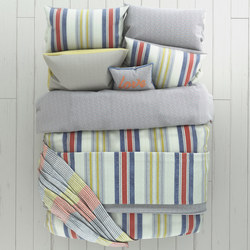 Roxy Blue Coordinated Bedding